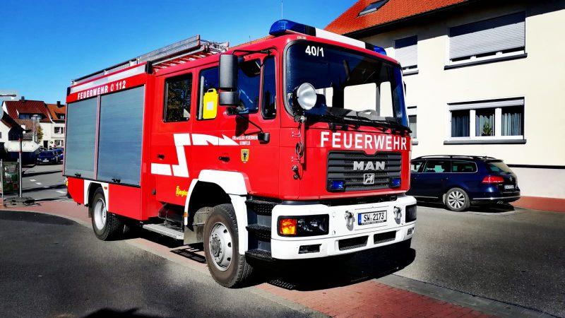 B4 Scheunenbrand